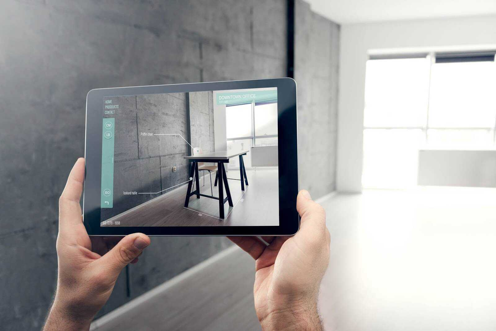 AR IN RETAIL: AND YOUR FRIDGE IS SENDING YOU MESSAGES