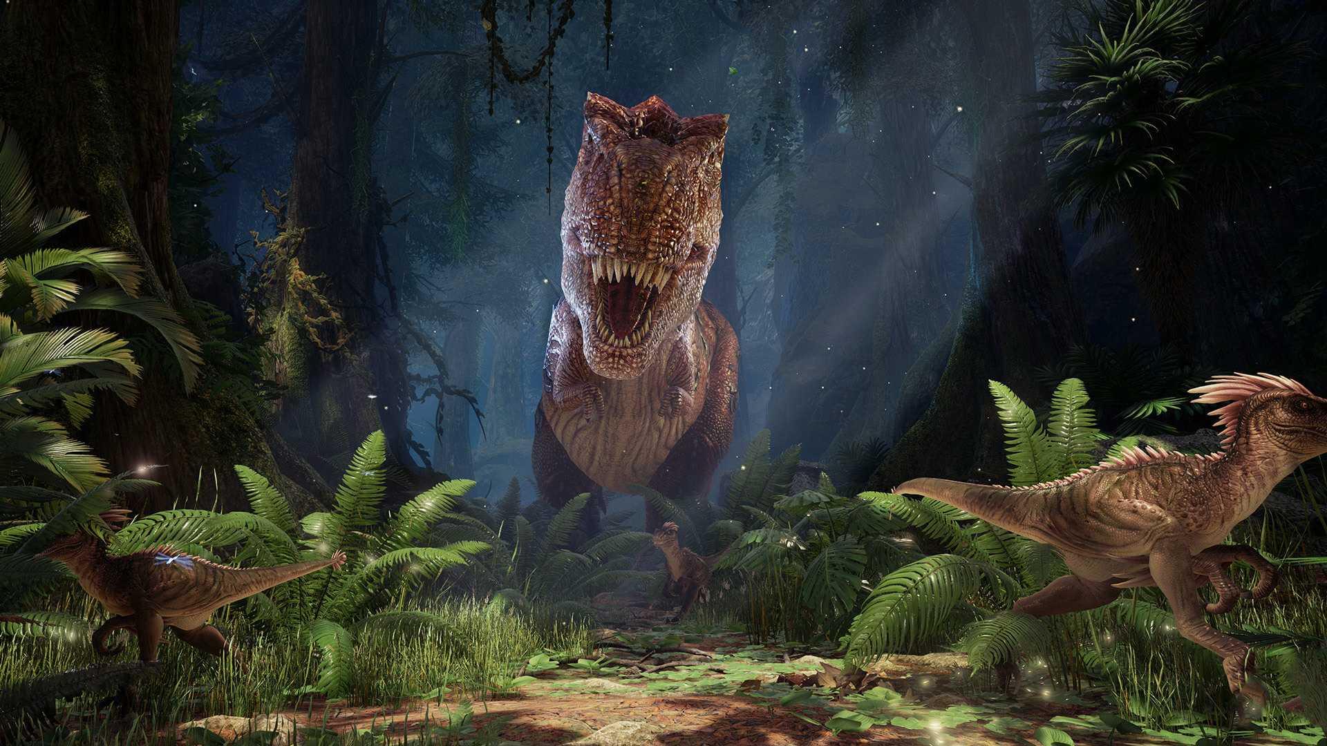 Jurassic Park AR App from Universal Studios.