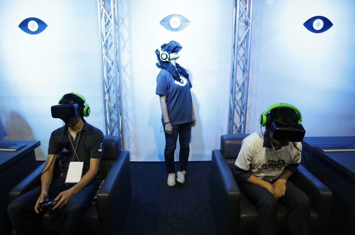 VR IN ENTERTAINMENT: HOW JAPAN IS EARNING BILLIONS ON VR ARCADES