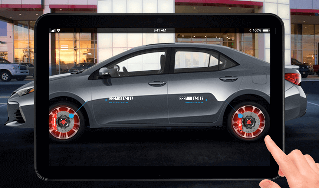 Augmented Reality In Automotive