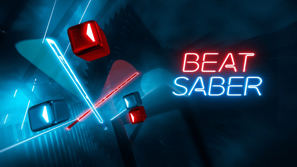 Beat Saver - VR Game.
