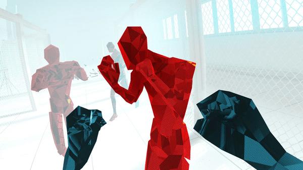 Superhot VR Game
