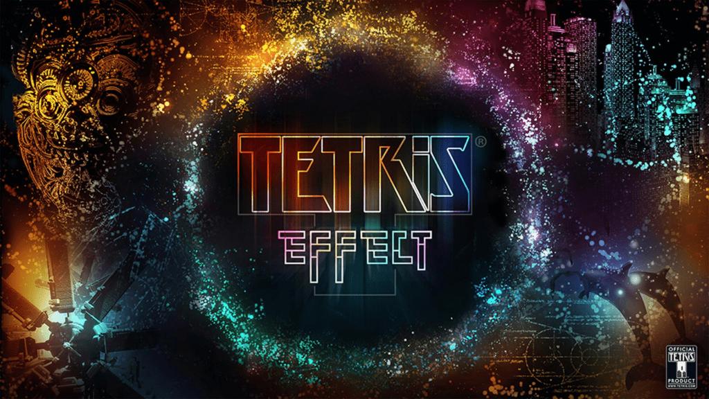 Tetris Effect - VR Game.