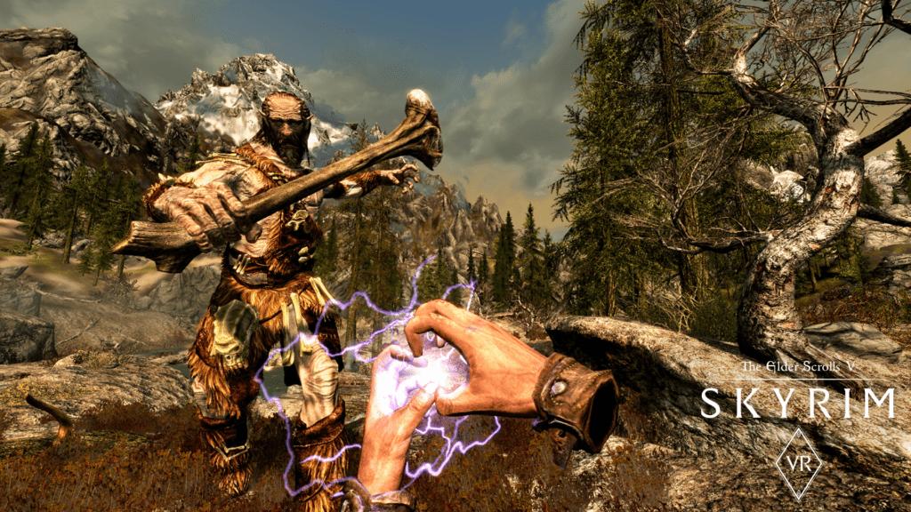 The Elder Scrolls V: Skyrim VR - VR Game.