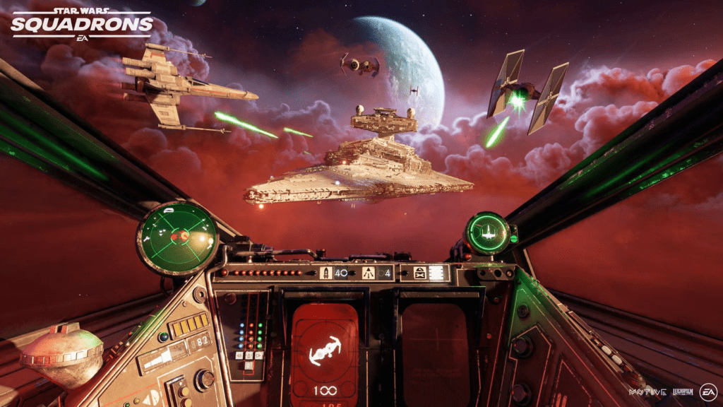 Star Wars: Squadrons - VR Game.