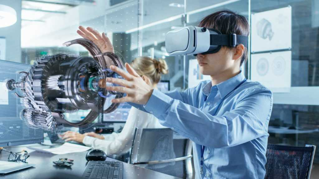 Virtual Reality in Industry