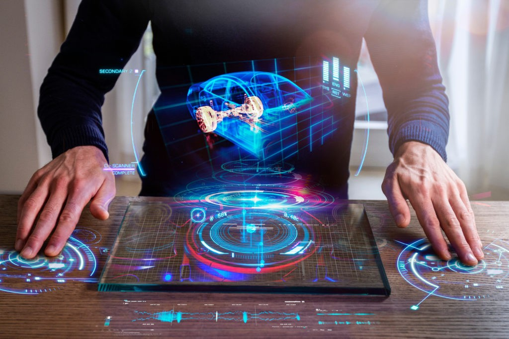 VR & AR in business
