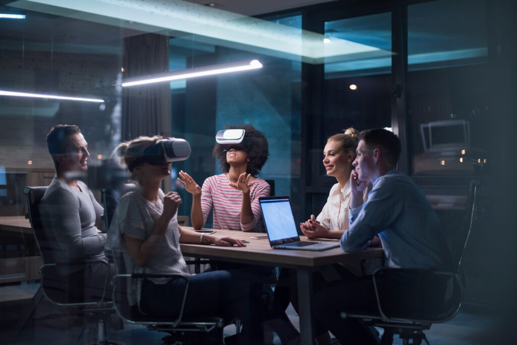 VR in Workplace